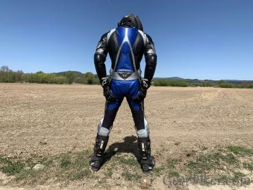 Picture censored: Dainese T-Age Gearbiker's